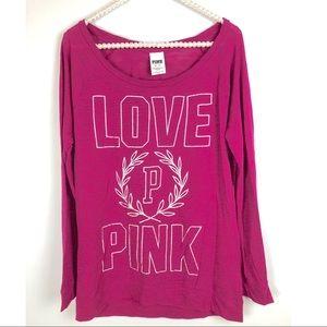 PINK VICTORIAS SECRET | Love Pink Nightgown